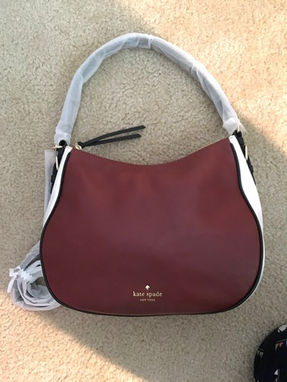 Kate Spade Leather Cobble Hill Mylie Hobo Bag Image 3
