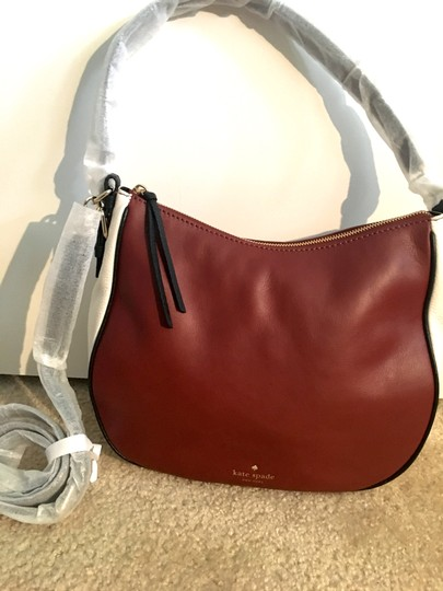Kate Spade Leather Cobble Hill Mylie Hobo Bag Image 4
