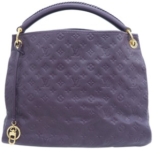 Louis Vuitton Lv Artsy Mm Empreinte Hobo Bag