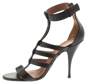 Givenchy Leather Black Sandals