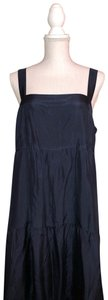 Navy Maxi Dress by Eileen Fisher