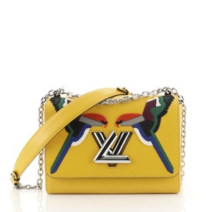 Louis Vuitton Twist Epi Leather Shoulder Bag
