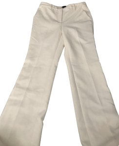Talbots Flare Pants cream