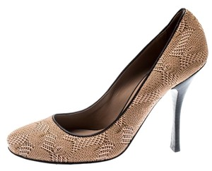 Missoni Knit Beige Pumps