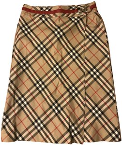 Burberry Skirt Multi color