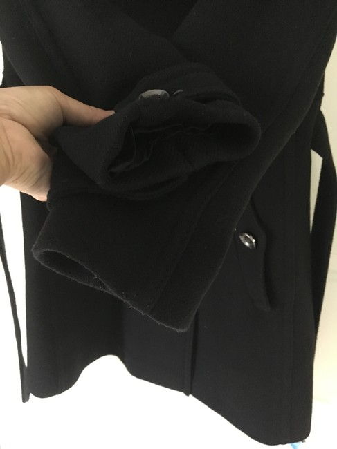 Burberry Wool Cashmere Balmoral Trench Coat Image 10