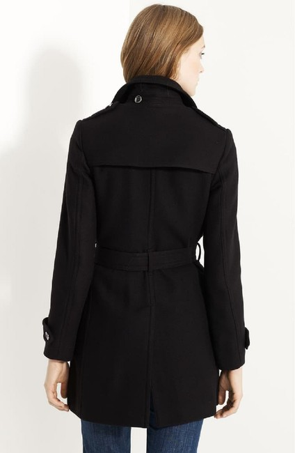 Burberry Wool Cashmere Balmoral Trench Coat Image 7