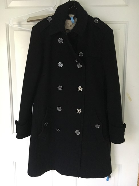 Burberry Wool Cashmere Balmoral Trench Coat Image 9