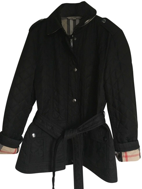 Preload https://img-static.tradesy.com/item/26013839/burberry-black-brit-quilted-belted-single-breast-coat-size-14-l-0-3-650-650.jpg