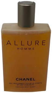Chanel Chanel Allure Homme Hair and Body Wash 6.8 oz