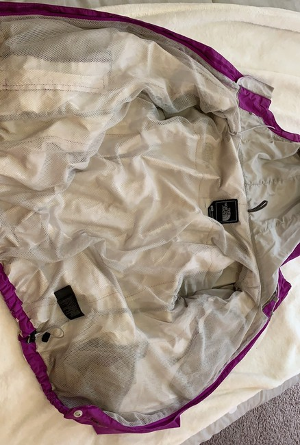 The North Face purple Jacket Image 10
