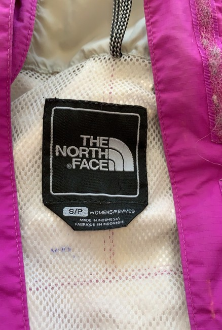 The North Face purple Jacket Image 3