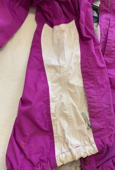 The North Face purple Jacket Image 5