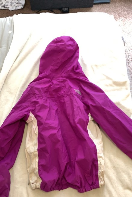 The North Face purple Jacket Image 7