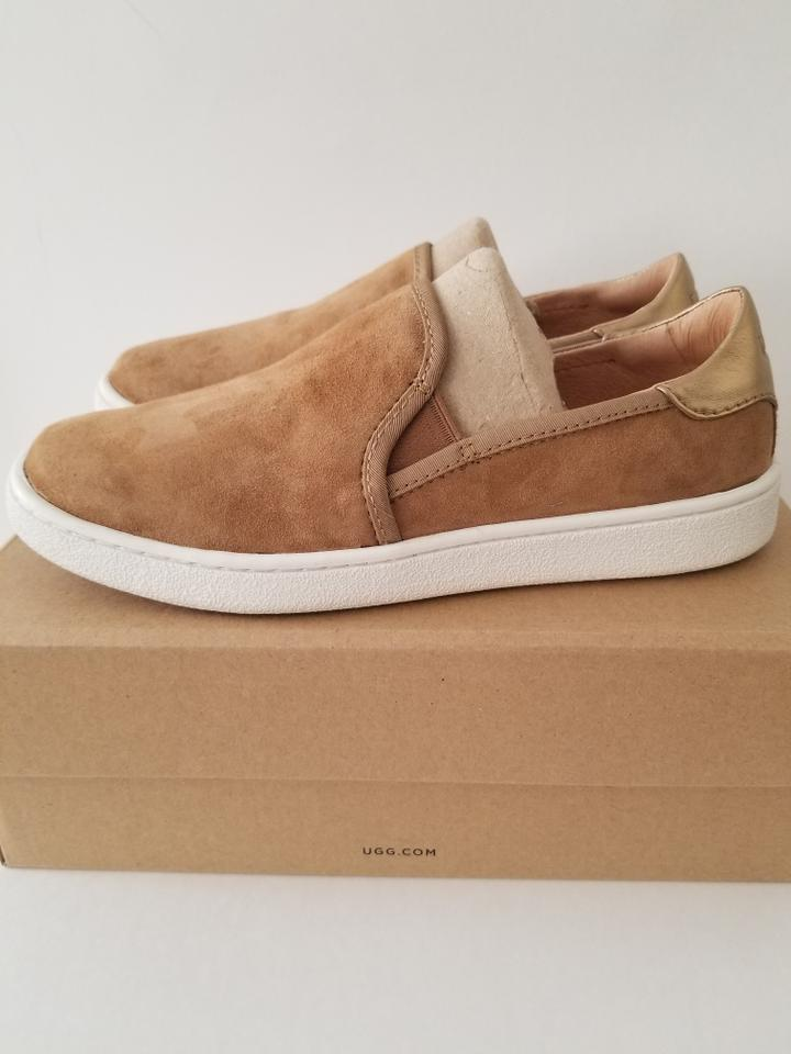 UGG Australia Chestnut Cas Slip on Sneaker Flats Size US 6 Regular (M, B) 34% off retail