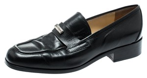 Dolce&Gabbana Leather Black Flats