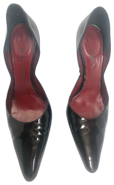 Item - Maroon Yves Pumps Size US 7 Narrow (Aa, N)