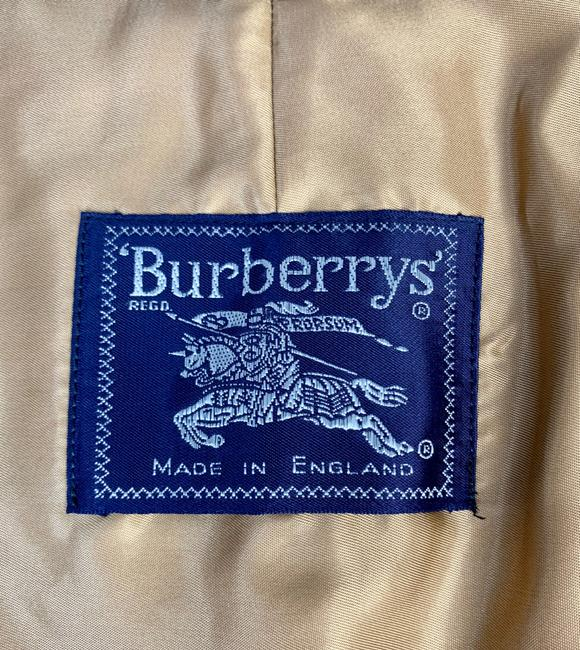 Burberry Waterproof Trench Removable Lining Raincoat Image 10