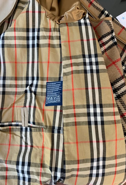 Burberry Waterproof Trench Removable Lining Raincoat Image 9