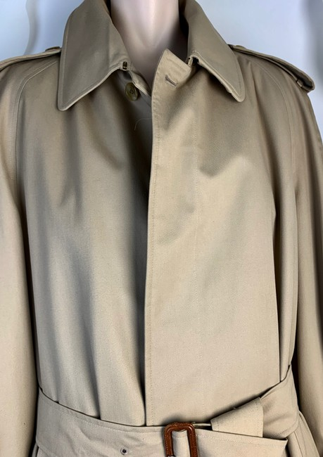 Burberry Waterproof Trench Removable Lining Raincoat Image 3