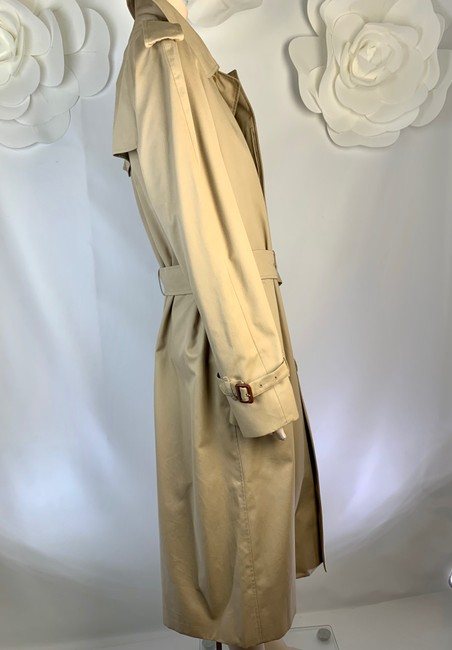 Burberry Waterproof Trench Removable Lining Raincoat Image 5