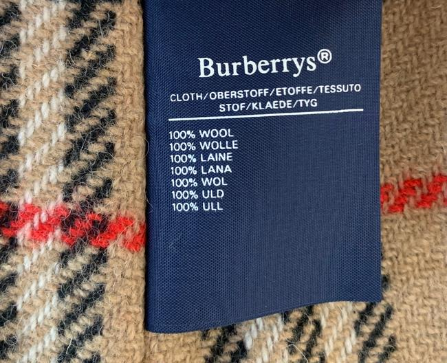 Burberry Waterproof Trench Removable Lining Raincoat Image 7
