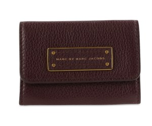 Marc by Marc Jacobs Too Hot To Handle Leather Card Case