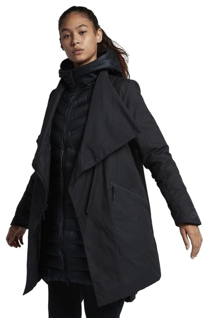 Item - Black (Nwt) 3-in-1 Aeroloft Down Fill Parka Activewear Outerwear Size 12 (L)