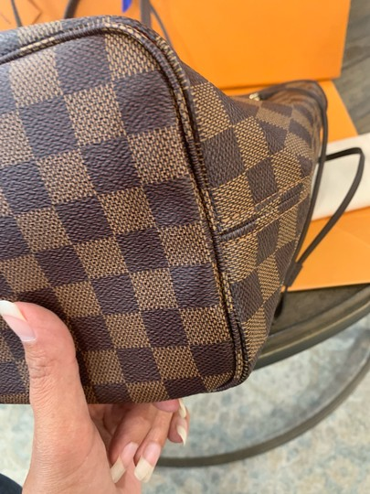Louis Vuitton Shoulder Hobos Lv Damier Handbags Tote in Brown Image 10