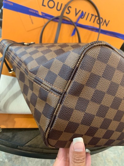 Louis Vuitton Shoulder Hobos Lv Damier Handbags Tote in Brown Image 11