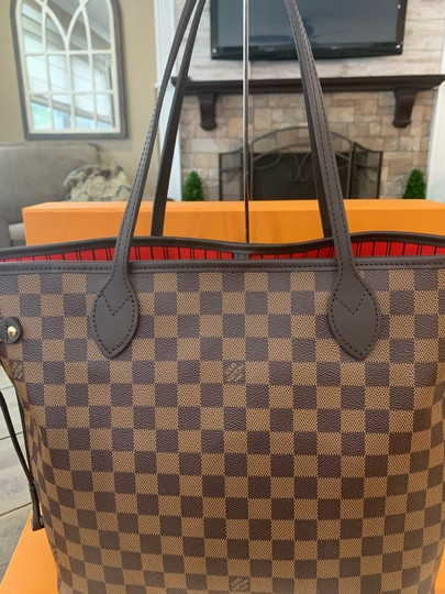 Louis Vuitton Shoulder Hobos Lv Damier Handbags Tote in Brown Image 2