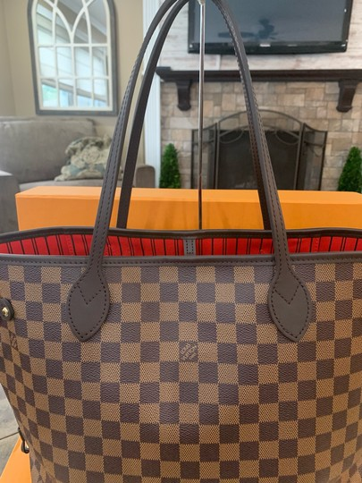 Louis Vuitton Shoulder Hobos Lv Damier Handbags Tote in Brown Image 3