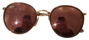 Ray-Ban collapsable round frames