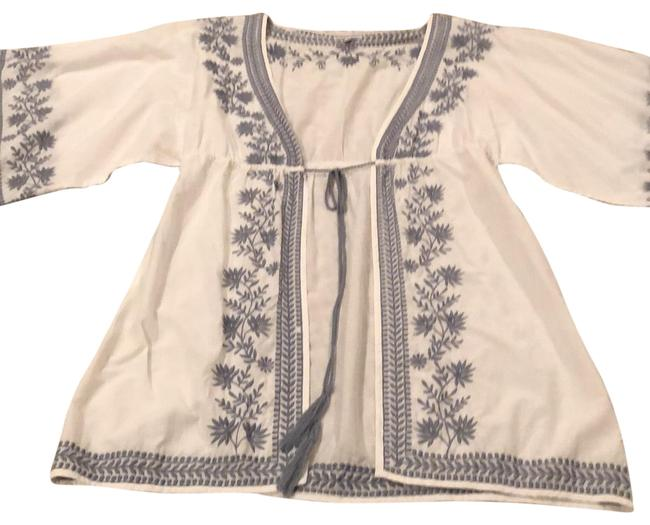 Item - Embroidered Cover-up/Sarong Size 8 (M)