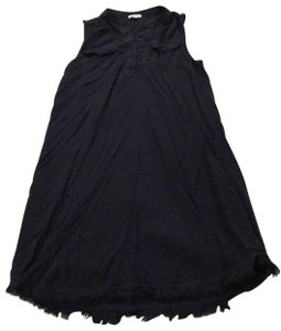 Splendid short dress navy on Tradesy