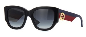 Gucci Large Thick Style GG 0276S 001 Classic Retro Style - FAST SHIPPING -