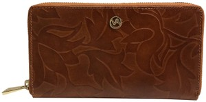 Valentina NWT- Valentina -- Made in Italy -- Tooled Wallet/Clutch