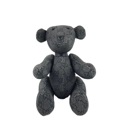 Gucci Monogram Teddy Bear Image 1