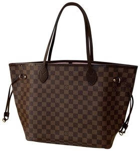 Louis Vuitton Palm Spring Backpack Monogram Tote in Multi ( Damier Ebene )