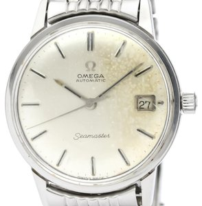 Omega Omega Seamaster Automatic Stainless Steel Men's Dress Watch 166.002