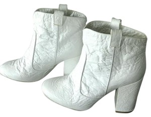 Laurence Dacade White Boots