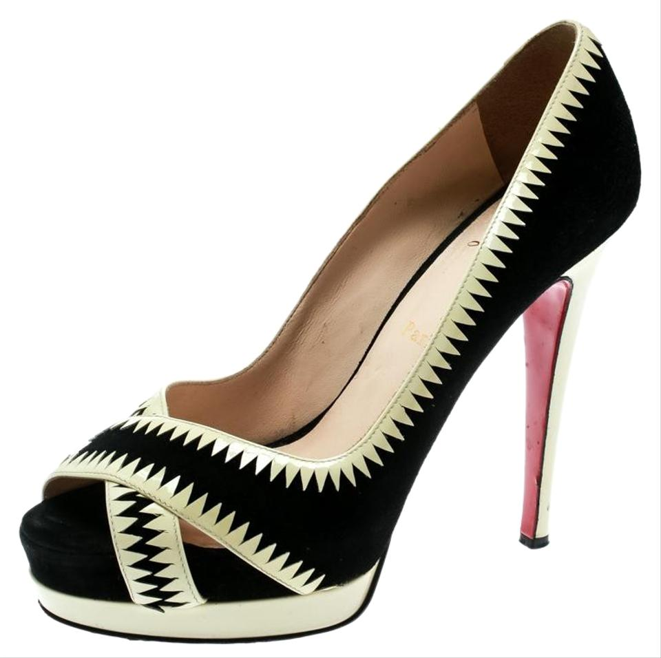 brand new c0bdf a851e Christian Louboutin Pumps - Up to 70% off at Tradesy