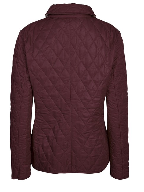 Burberry burgundy Jacket Image 1