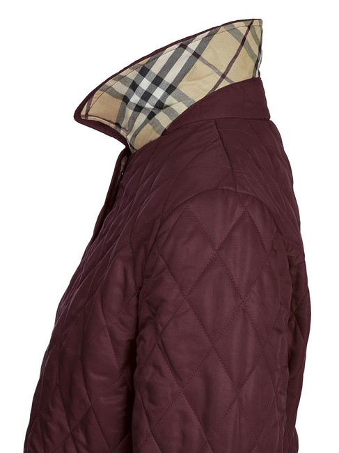 Burberry burgundy Jacket Image 3