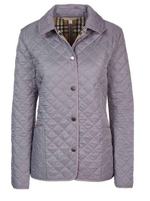 Burberry lilac Jacket Image 0