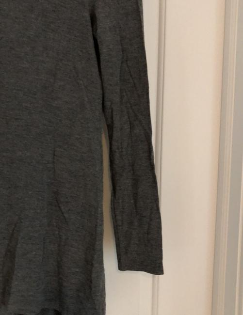 A Pea In The Pod Long Sleeve Gray Sweater A Pea In The Pod Long Sleeve Gray Sweater Image 4