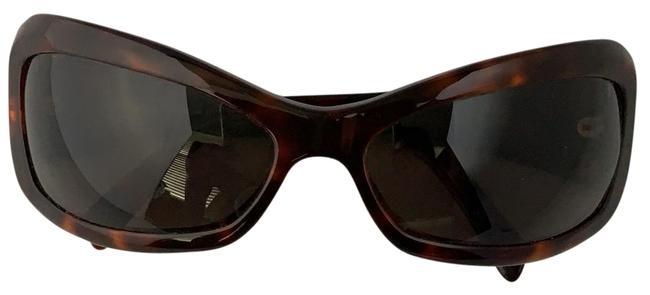 Versace Brown Sunglasses Versace Brown Sunglasses Image 1