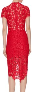 Alexis Lace Party Midi Dress