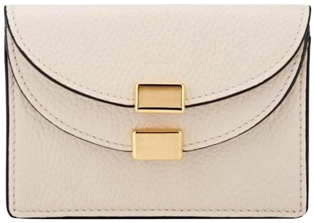 Item - Ivory Georgia Small Leather Wallet