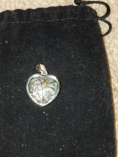 Unknown 6-in-1 Color Change Pendant in Sterling Silver - Flowers & Bamboo Image 9
